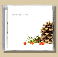 SMILESOUND-Weihnachts-CD in der Jewelbox